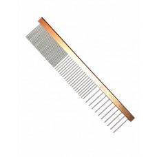 3 way gold comb